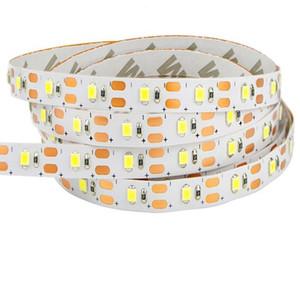Şerit LED ışık 2835SMD 1M 60leds Esnek Şerit LED Halat Dans Partisi Su geçirmez Işık Şerit 5V DC Işıklar