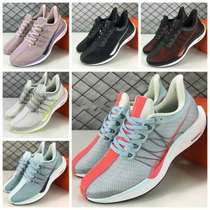 Zoom 35 Turbo Barely Grey Hot Punch Black White Running Shoes For Men Women React ZoomX Foam fly Pegasus Eur 36-45