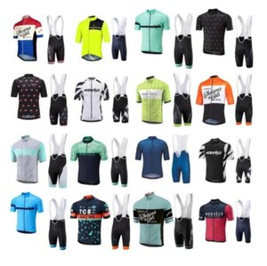 2019 Summer Morvelo Cycling Jersey short sleeve cycling shirt Bike bib shorts set breathable road bicycle Clothing Ropa Ciclismo lzdboss
