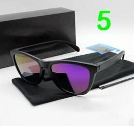 2018 marke sunglasse new top version sonnenbrille tr90 rahmen polarisierte linse uv400 frogskin sport sonnenbrille mode trend brillen brillen