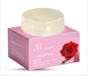 Le savon pour les mains de cristal d'enzyme de savon de gros Niculus