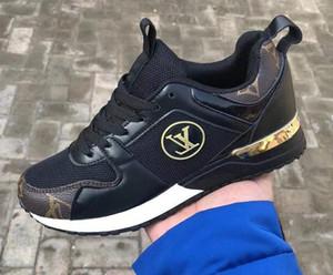 2019 дизайнер повседневная обувь для ходьбы новые мужчины женщины Low Cut Run Away спортивная обувь мода унисекс кроссовки Zapatos размер 36-44