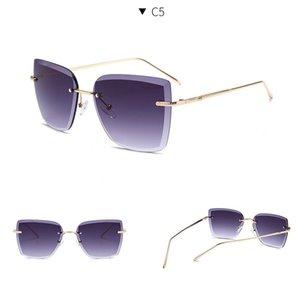 Rectangular gradient sunglasses DPZ 2019 Fashion Classic Mach Six Style Gradient Sunglasses Cool Men Vintage Brand Design Sun Glasses Oculos