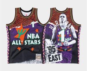 OrlandoMagicsMEN Penny Hardaway Purple All-Star CITYNBA Image Jersey