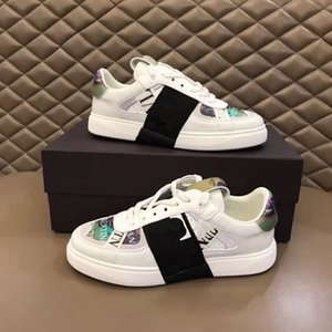 2020 New Mens Womens Chaussures Shoes Platform Casual Sneakers Luxury Designers Leather Colors Dress Tennis Shoes Boots mjk01