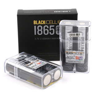 100% Yüksek Kalite Siyah Hücre 18650 Pil 3100mAh IMR 3.7 V 3100 40A E Çiğ Şarjlı Lityum Piller Hücre
