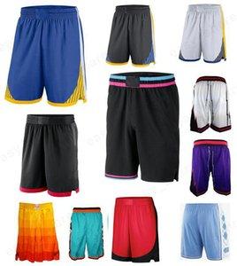 Nuevos deportes y pantalones cortos al aire libre usan pantalones transpirables de baloncesto ligero deportes cortos casuales pantalones de bola sueltos casuales para hombre pantalones de sujeción todos cosidos