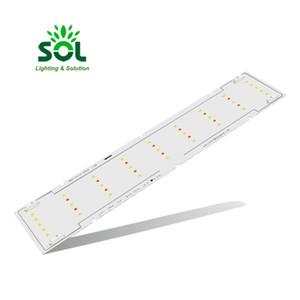 새로운 디자인 스퀘어 암 나무 열매 LED 라이트 모듈 DC 48-54V 15W 밝은 LED 조명 전체 스펙트럼 수경 재배