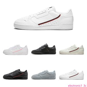 2019 Calabasas Powerphase Grey Continental 80 Casual shoes pink red Core black white grey women mens Outdoor Trainer Sports Sneakers 36-45