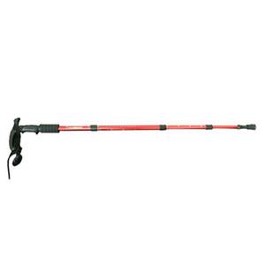 1 Par Ultraligero Plegable Bastón Caminar Sendero de fibra de carbono Senderismo Trekking Poles Plegable AlpenstockTP001