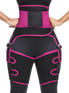 3-in-1 a vita alta Trainer coscia Trimmer Hip Enhancer Yoga Peso fitness Butt Hip Lifter dimagramento della cinghia di sostegno Enhancer Shapewear per le donne