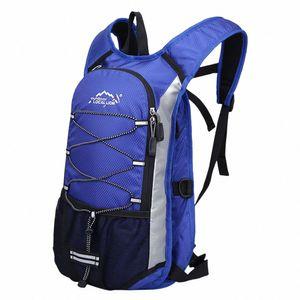 Sport Daypack Radfahren Trinkrucksack 15L Bike-Rucksack-Beutel für Outdoor-Sportarten Reiten Skifahren Wear Sport Outdoor Bekleidung Cycli TPJd #