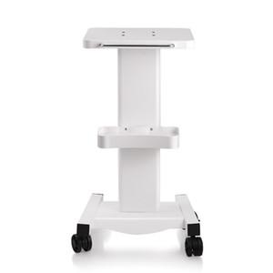 Alluminio di alta qualità Materiale salone di bellezza Mobili Trolley Spa Styling piedistallo di Rolling spesa per la macchina di bellezza
