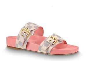 2019 1a4wy2 Замок Женщины Тапочки Водители сандалии Слайды кроссовки Princetown Трусы Real Leather Shoes