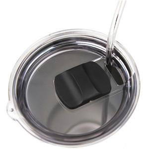 Couvercle MagSlider Crystal Clear de haute qualité pour couvercles de rechange pour coupelles de gobelet 30oz DHL FEDEX gratuit