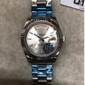 Wholesale - 2019 U1 factory Hot Selling Men&039;s Fashion Classic DAY DATE High Quality Automatic Machinery Sapphire Geneva 316L Watch