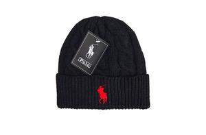 10pcs hiver marque design homme cool mode chapeaux femme bonnet à tricoter unisexe chaud bonnet classique chapeau bonnet de marque 8 couleurs livraison gratuite