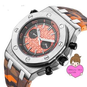 1 vendas diretas da fábrica, relógio de alta qualidade relógio mecânico totalmente automático. Mens Sports Watch Relógios de pulso Homens Mens Watch Relógios