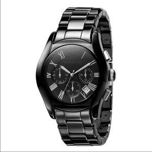 Trasporto di goccia AR1400 AR1410 AR1440 AR1446 AR1451 Top quality uomini orologi al quarzo Ceramica Orologi Da Polso Vendita Calda