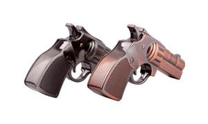 Eshop gun shape USB 2.0 usb Flash Drive Pen Drive 8GB 32GB 64GB Metal pistol Flash Memory Stick 16gb creative gifts
