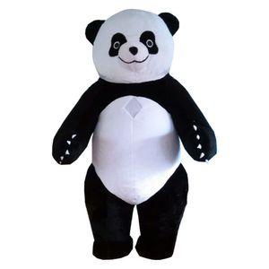 Panda Талисман для 3M Рекламы Tall Customize для взрослых мультипликационного персонажа Талисманов для продажи Mascotte костюмов Adulte надувного