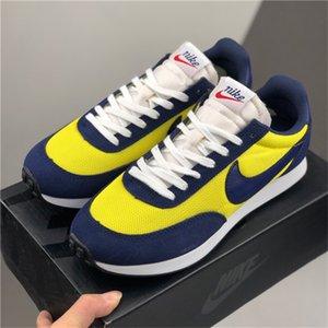 2020 sacai waffle ldv ld ldwaffle men women running shoes black white nylon varsity blue outdoor mens trainers sports sneakers runners