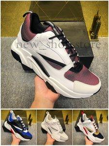 2019 pattini di vestito Nuovo partito delle donne Mens tecnico Knit vitello Sneakers Fashion Sneakers Womens boutique scarpe stile casual