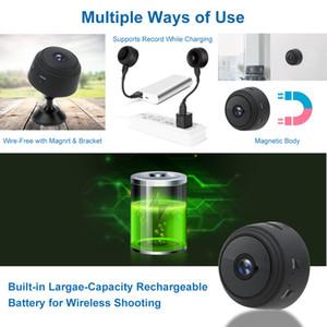 A9 1080P mini macchina fotografica di Wifi visione notturna ad infrarossi Micro Wireless Camera Full HD IP P2P Mini Motion Detection DV DVR SQ8 SQ11 SQ12 GF-07