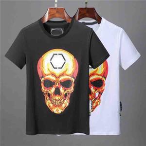 Luxury T Shirt Hip Hop Fashion Bird Printing Mens Designer T Shirt Short Sleeve High Quality Men Women T Shirt Polo Size M-3XL YW2