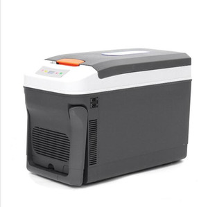 2020 new wholesale free DHL shipping 35L Portable Freezer Heater Camping Car Boating Caravan Bar Fridges Car Refrigerator