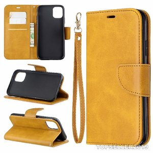 Для IPHONE6. 1 2019 Pure Color Sheep Pattern Leather Phone Case Cover Stand Style Card Cash Wallet Design B264