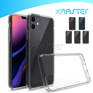 For Oneplus 7 Pro Google Pixel 4xl XL 3a 2 Coolpad Illumina iPhone 11 Clear Protector Cover Shell Resistant Scratch CellPhone Case xmaster