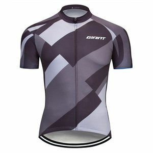 Ropa Ciclismo pro team GIANT cycling jersey MTB Bike Clothing 100% Polyester men High quality Summer quick-dry Road bicycle clothes Y061101