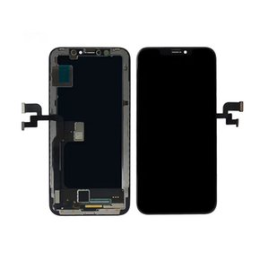 OLED لينة مجموعة كاملة التجمع lcd استبدال محول الأرقام شاشة تعمل باللمس لفون X 5.8 بوصة شاشة OLED OEM