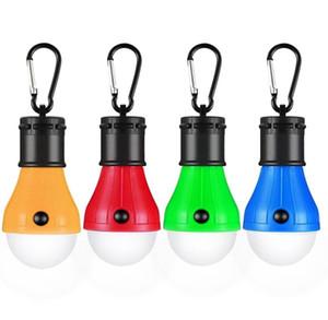 3led Kamp Lambası Acil Işıklar Çadır Kamp Plastik Çadır Lambalar Noel Dekorasyon SK85 için su geçirmez Asma Kanca El feneri lambalar