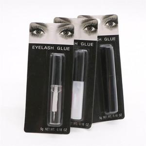Neue Wimpernkleber frieren Wimpernkleber nicht ein Doppelte Augenlider Kleber zum Aufstreichen Vitamine Weiß Klar Schwarz 6g