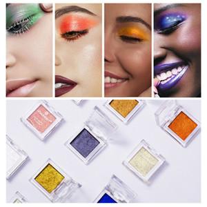 Metal & Chameleon Mashed Potatoes Eyeshadow Powder Eyes Makeup Highlighter Polar Eye Shadow Glitter Pigment
