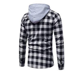 Oversized 3xl Hoodie Men Black Long Sleeve Mens Hoodies Palid Pocket Hooded Hoodies Men 2019 Streetwear Casual Mens Clothes 2019