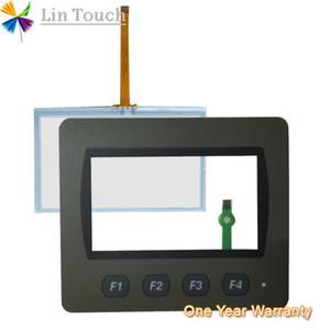 NEU Panelview C400 2711C-T4T HMI SPS-Touchscreen UND Frontetikett Film Touchscreen UND Frontlabel