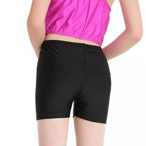 Children Ballet Shorts Girls Jazz Gymnastic Hot Boy Dance for Dancewear Wholesale Lycra Spandex Dance Shorts Dancers
