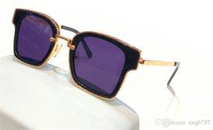 Gafas de sol de diseñador populares de nueva moda KW RCBCLLION marco simple cuadrado atmósfera glamorosa femenina estilo de flecha de calidad superior