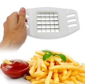 Acier Inoxydable Multi-fonction Français Fry Cutters Manuel De Pommes De Terre Trancheur Cutter Shredder Cuisine Outils De Coupe