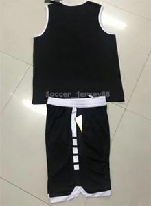 Yeni Erkek Blank Sürümü Basketbol Formalar # E814-20 özelleştirme Sıcak Satış Hızlı Kurutma tişört Kulübü veya Takım forması İletişim me formalarını