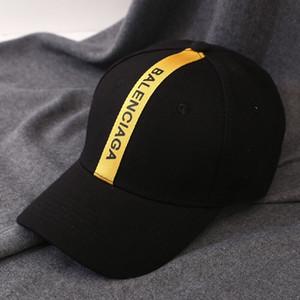 2020 الساخن بيع النساء مطرز قبعة البيسبول للرجال ومصمم مصمم رسالة القبعة للرجال قبعة بيسبول جولف