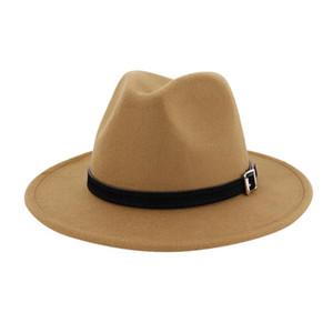 Classic Men & Women Vintage Felt Godfather Fedora Hat - Gangster Mobster Adjustable Jackson Gentleman Hat -many Colors#p8