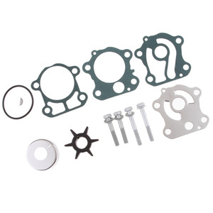 Water Pump Impeller Kit Rebuild Set 6H3-W0078-A0 Replacement for Yamaha Outboard