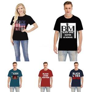 Black Lives Matter!Acme De La Vie Adlv Brand Designer Top Quality Men Women T-Shirt Fashion Print Tees Short Sleeve #2021 #69307