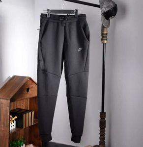 Новые Мужские Брюки Дизайнер Jogger Спортивные Штаны Модный Бренд Jogger Одежда Боковой Полосы Drawstring Брюки Мужчины Марка Спортивные Брюки