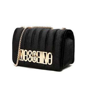 2019 neue frauen schulter crossbody beutel diagonal freizeit mode buchstaben kleine quadratische trendy handtaschen bolsa feminina