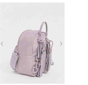 Дизайнер Рюкзак Роскошная Backpacks Женщины Мини Schoolbag Косой Span Academic Стиль Pure Color Leisure Wild Joker Newset моды //
